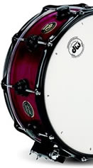 zak starkey DW drummers choice snare by