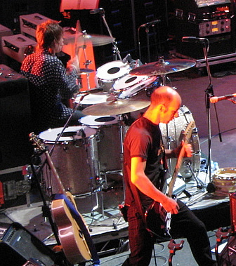Zak Starkey at Royal Albert Hall