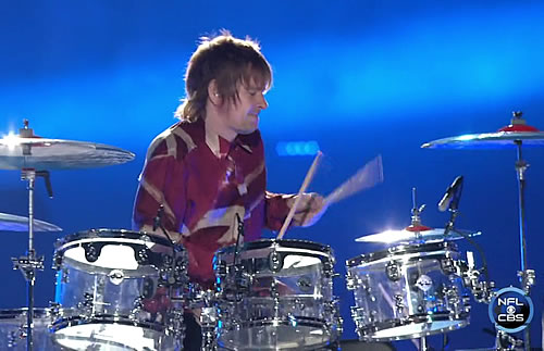 Super Bowl Zak Starkey Kit