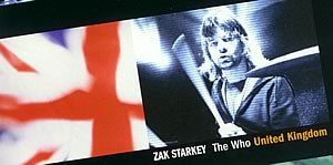 Starkey, Zak in Zildjian 2003 catalog